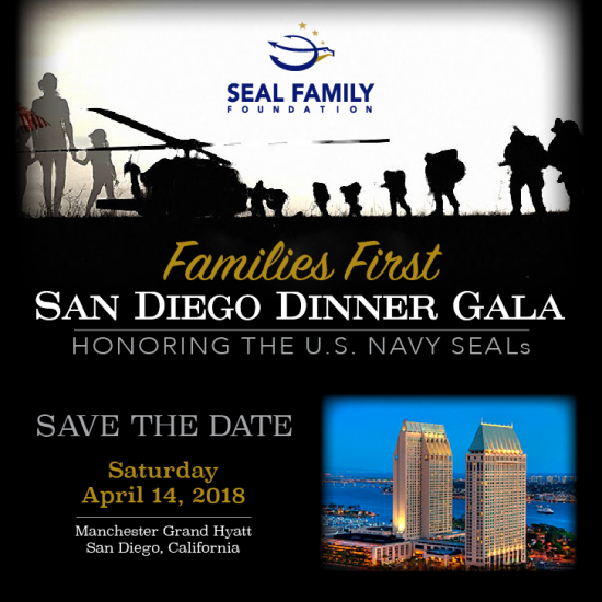 Families First San Diego Dinner Gala 2018